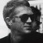 Il re degli occhiali da sole Steve Mc Queen